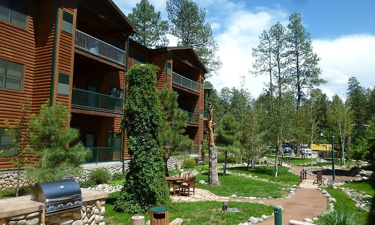 Ruidoso River Resort Inn Ruidoso Nm